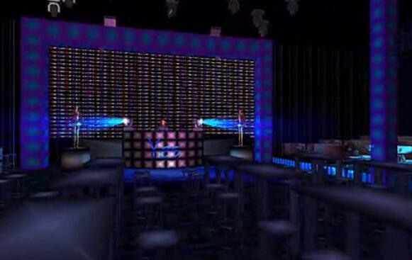 《灯控台调试技术》演示-海尔拉夜色俱乐部