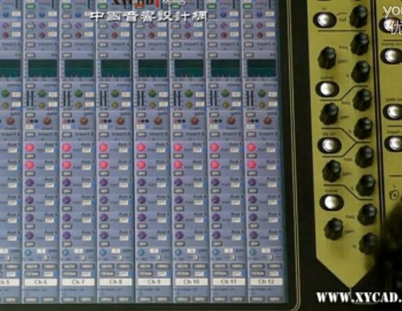 《全球数字调音台教学》3-2 DIGICO SD8