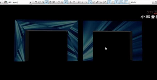 点击观看《《舞台灯光软件》8_WYSIWYG异形曲面贴图》